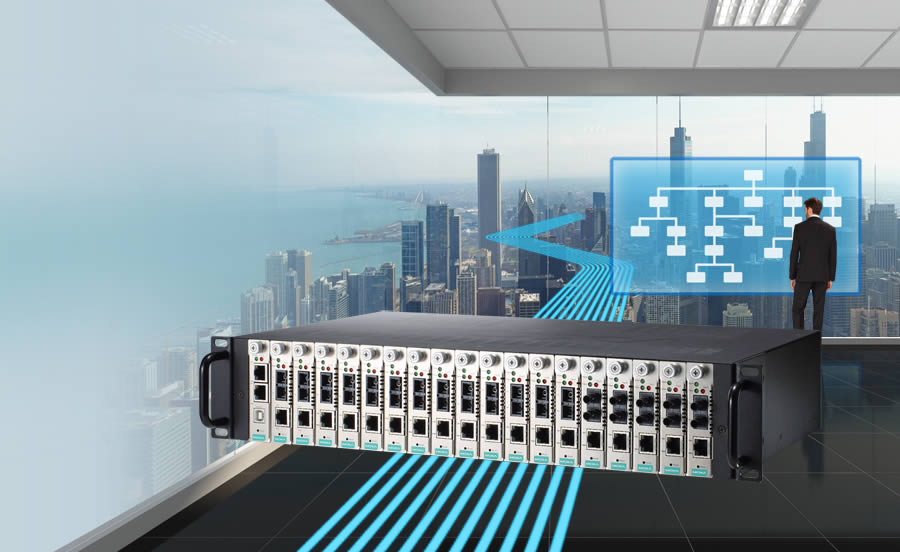Unveiling a Game-Changing Industrial Media Converter – Moxa