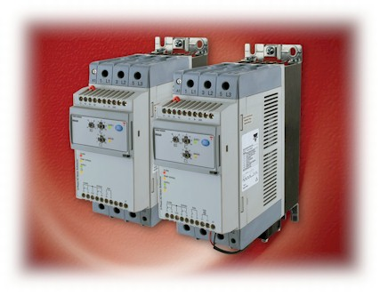 Carlo Gavazzi – RSGD Series Self-Learning Soft Starters up to 100 hp