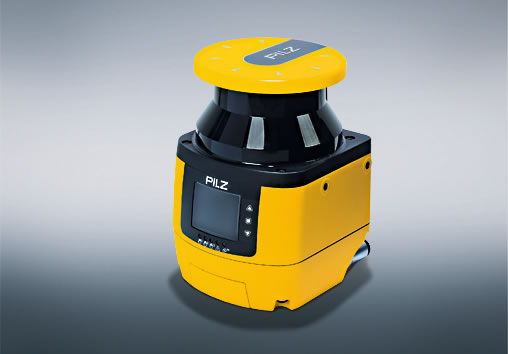 Safety laser scanner PSENscan from Pilz expands the automation portfolio – in series more productive in 2D