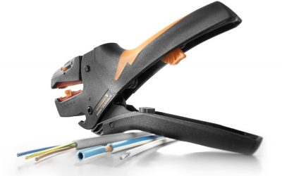 Weidmüller stripaxP®P ULtimate XL stripping tool