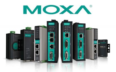 Moxa Enhances IIoT Gateways With Cutting Edge Technology Through Microsoft and OPC Partnership