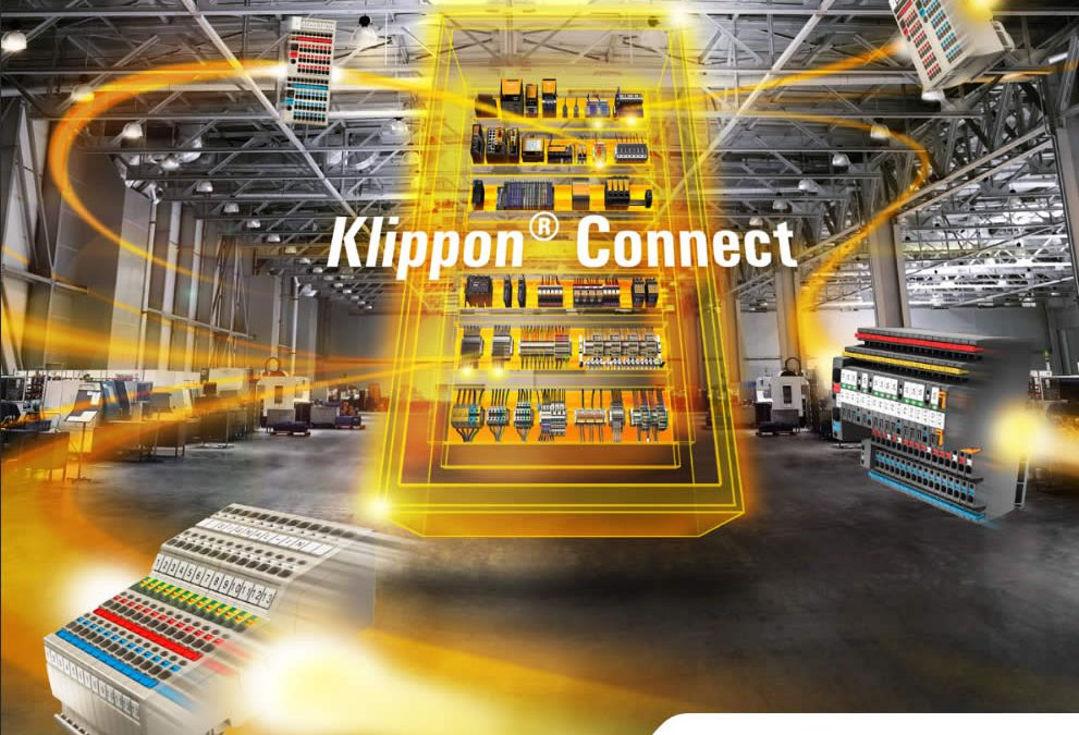 Weidmuller – Klippon® Connect A-Series Modular Terminal Blocks