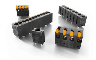 Weidmuller – Fast and Reliable Connections for Power Electronics – the NEW OMNIMATE® Power LUF and LUFS 10.00